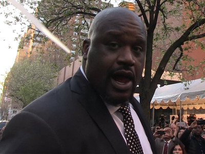 Shaq -- 'Big Show Is Scared' ... 'I'm Coming For You!'