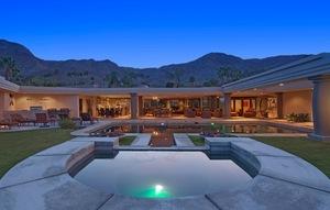 Bing Crosby's Rancho Mirage Estate