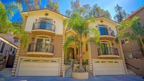 Farrah Abraham's Hollywood Hills home