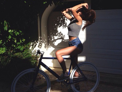 23 photos of Cycling Stars for National Bicycle Day