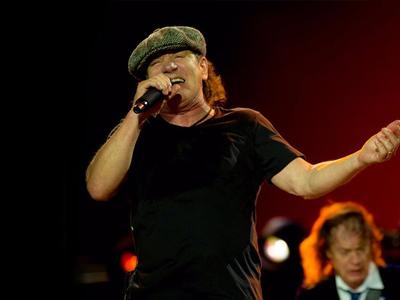 AC/DC's Brian Johnson -- Don't Bury Me Yet ... I'm Still the Lead Singer
