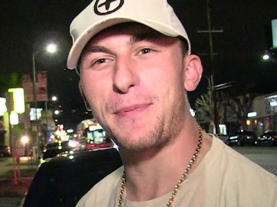 Johnny Manziel Statement -- 'Working On My Issues' ... Hoping to Play In 2016
