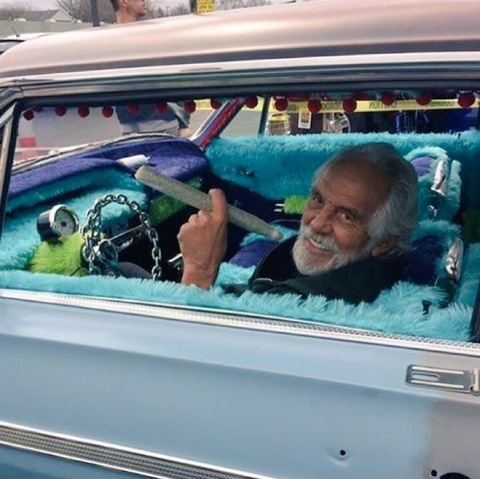 Tommy Chong!