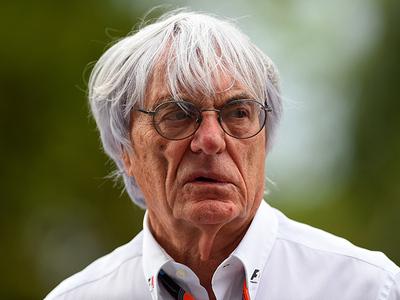 F1 Boss Bernie Ecclestone -- Women Too Weak to Drive F1 ... 'Wouldn't Be Taken Seriously'