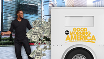 Michael Strahan -- 'GMA' Backs Up Brinks Truck For 'Life Changing' Deal