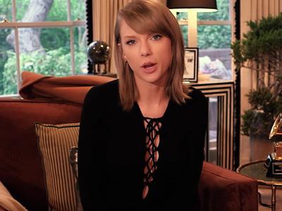 Taylor Swift -- I'm the Poster Child for Slut Shaming (VIDEO)
