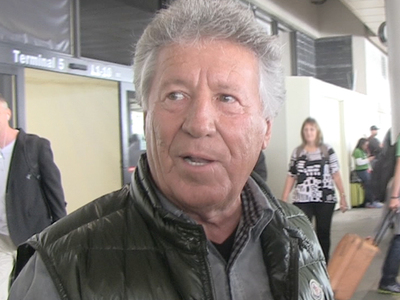 Mario Andretti -- Bernie Ecclestone's Right ... 'F1's Clearly A Man's Sport'