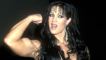 Chyna Dead -- WWE Legend Dies ... 'Possible Overdose' (PHOTO UPDATE)