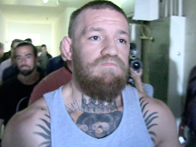 Conor McGregor -- Takes $10 Million Hit ... UFC Officially Calls Off Fight