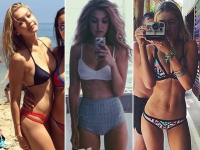28 Sexy Pics Of Gigi Hadid To Celebrate The Model's Birthday
