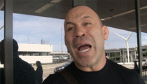 Wanderlei Silva -- Conor McGregor Is Wrong ... 'Promotion Is Part of the Deal' (VIDEO)