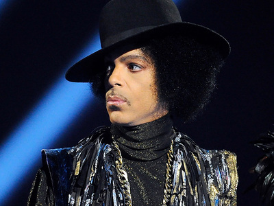 Prince -- Writing Memoirs ... He Seemed to Know Death Was Coming