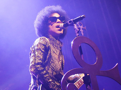 Prince -- Treated for Drug Overdose Days Before Death
