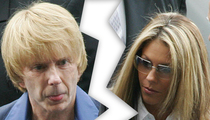 Phil Spector -- Files for Divorce ... My Wife's Killing Me