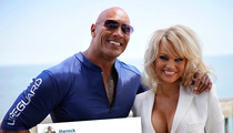 Pamela Anderson -- I'll Be Ready ... Back to 'Baywatch' (PHOTO)