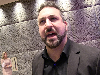 Joey Fatone -- Chyna Was My Friend ... Didn't Know Issues Were That Bad (VIDEO)
