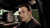 Johnny Manziel -- Report: Indicted for Assaulting Ex-Girlfriend Colleen Crowley