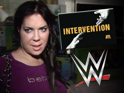 Chyna's Manager -- I Struck Deal with 'Intervention' Show ... Days Before Death
