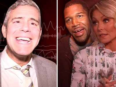 Andy Cohen -- Michael Strahan Will Be Sorry He Left Kelly Ripa (AUDIO)