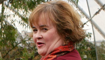 Susan Boyle -- Freaks Out at Airport ... Hospitalized for Evaluation