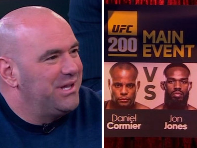 UFC 200 -- New Main Event Revealed ... Jones vs. Cormier