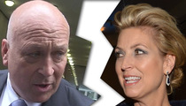 Cal Ripken Jr. -- Marriage Streak Is Over ... Divorces Wife