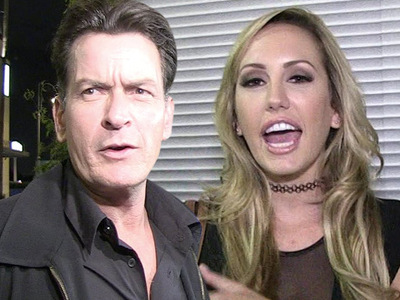 Charlie Sheen -- Scores Legal Victory ... Ex-Fiancee Brett Rossi Not in Danger