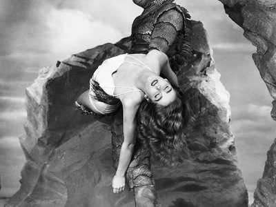 Kay Lawrence in 'Creature From the Black Lagoon': 'Memba Her?!