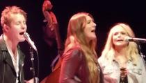 Miranda Lambert -- Anderson East Tells Audience, She's 'My Girl'