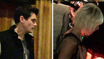 Taylor Swift -- Run-In with John Mayer ... Y'know What Happens Next (VIDEO)