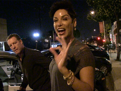 Nicole Murphy -- Good Luck Filling Strahan's Shoes