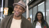 Eddie George To Kelly Ripa ... I'll Replace Strahan ... For Cheap!! (VIDEO)