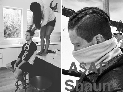 Shaun White -- Gets Hair Makeover ... With a Twist (PHOTOS)