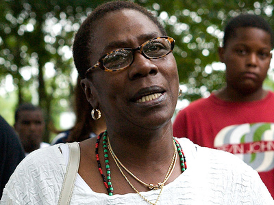 Tupac's Mom Afeni Shakur -- Dead at 69