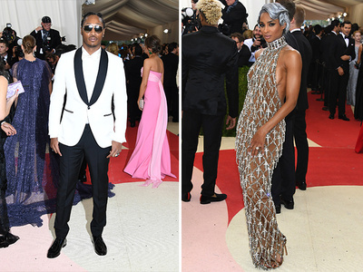 Future & Ciara -- Play Dress Up At Met Gala ... Without Russell Wilson (PHOTOS)