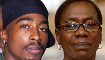 Afeni Shakur -- Smarter Than Prince ... Tupac's Money and Music Protected