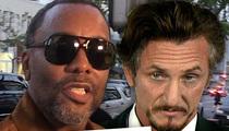 Sean Penn -- Gets Apology from Lee Daniels ... Defamation Lawsuit Settled