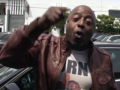 Donnell Rawlings -- Larry Wilmore Doesn't Have 'Hood Pass to Drop N Word on Prez Obama (VIDEO)