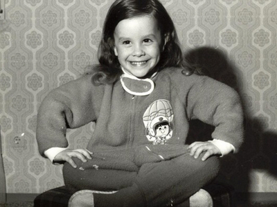 Guess Who This Pajama Wearing Cutie Turned Into!