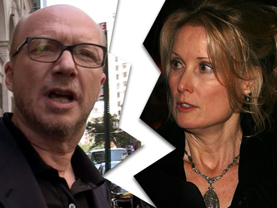 'Crash' Director Paul Haggis -- Divorce Has Me Writing More Checks Than Movies