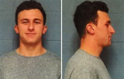 Johhny Manziel was booked for misdemeanor assault in his domestic violence case. Manziel is accused of beating up his ex-girlfriend, Colleen Crowley -- who filed a restraining order against him claiming she was in fear for her life. She also claimed Manziel ruptured her eardrum.