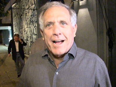 CBS Boss Les Moonves -- I'd Consider Manziel for NFL Commentator ... 'Anybody Gets 2nd Chance' (VIDEO)