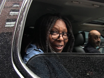 Whoopi Goldberg -- Sounds Like She's Keeping Her 'View' (VIDEO)
