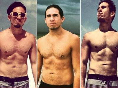 11 Shirtless Shots of 'Hamilton' Hottie Jon Rua (PHOTOS)