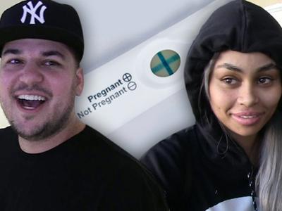 Rob Kardashian & Blac Chyna -- We're Pregnant!!