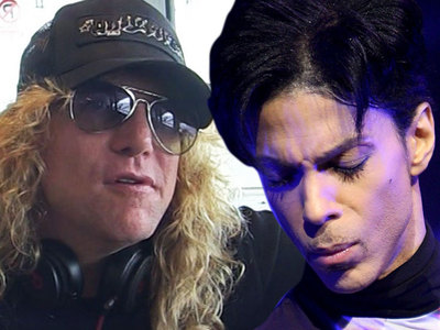 Prince -- Rehab Doc Treated Gun N' Roses Drummer
