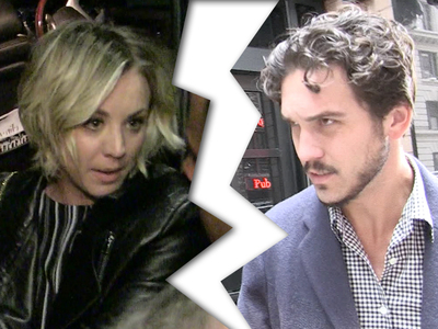 Kaley Cuoco Divorce -- I Get $72 Million ... You Get the Gift Certificates