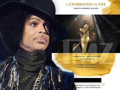 Prince -- Top Secret Memorial ... If You Make the Cut