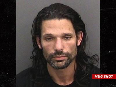 WWE Superstar Adam Rose -- Arrested for Domestic Violence (MUG SHOT)