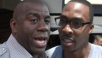 Magic Johnson -- Dwight Howard's Wrong ... I Never Dashed His NBA Dreams
